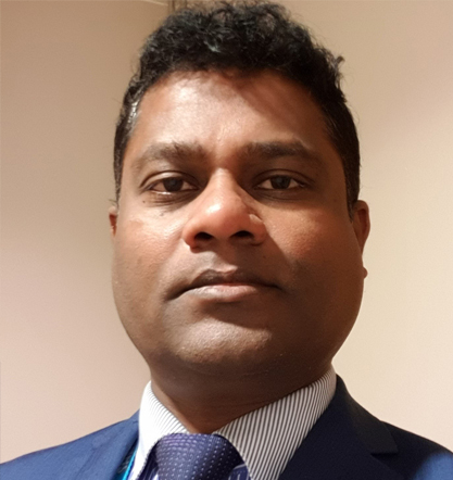 Mr. Suresh Packiam
